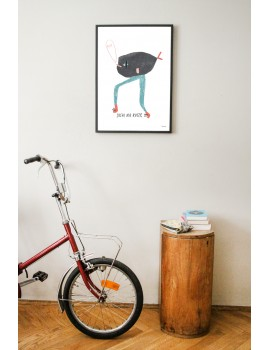Plakat / Sushi nie ruszę B2