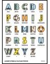 Alfabet B1